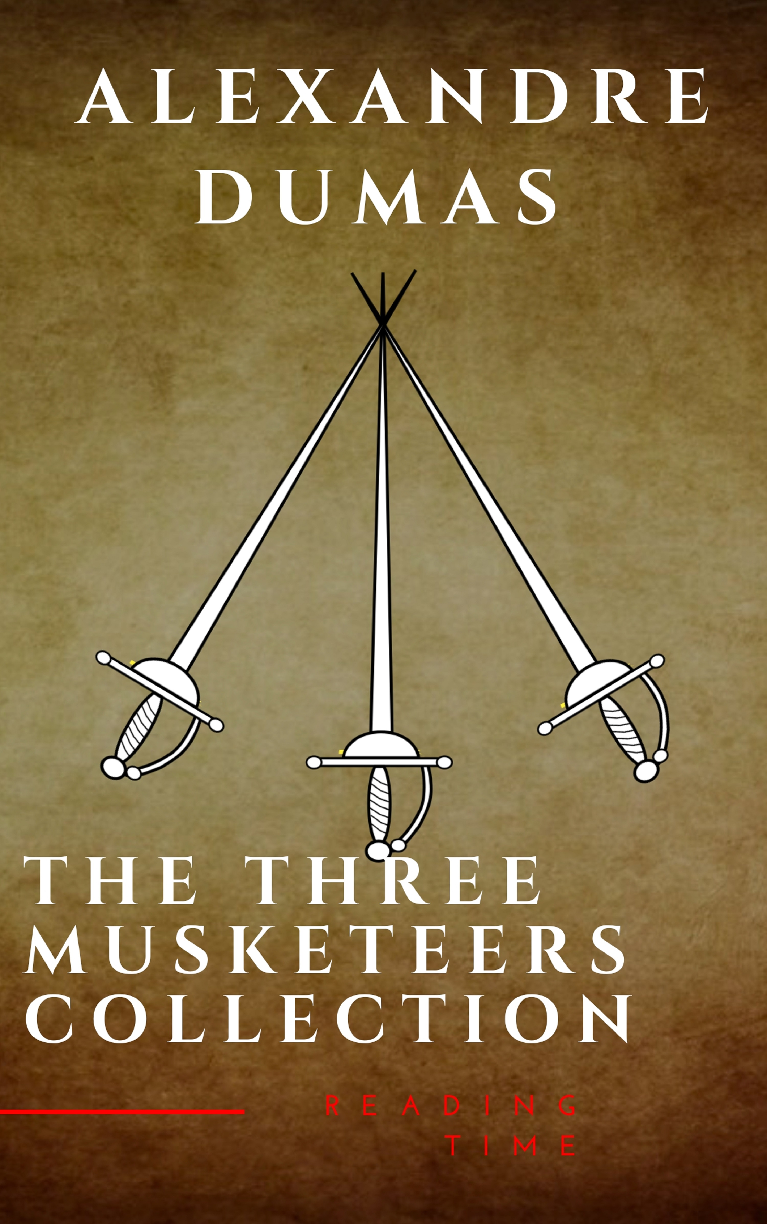 the three musketeers complete collection