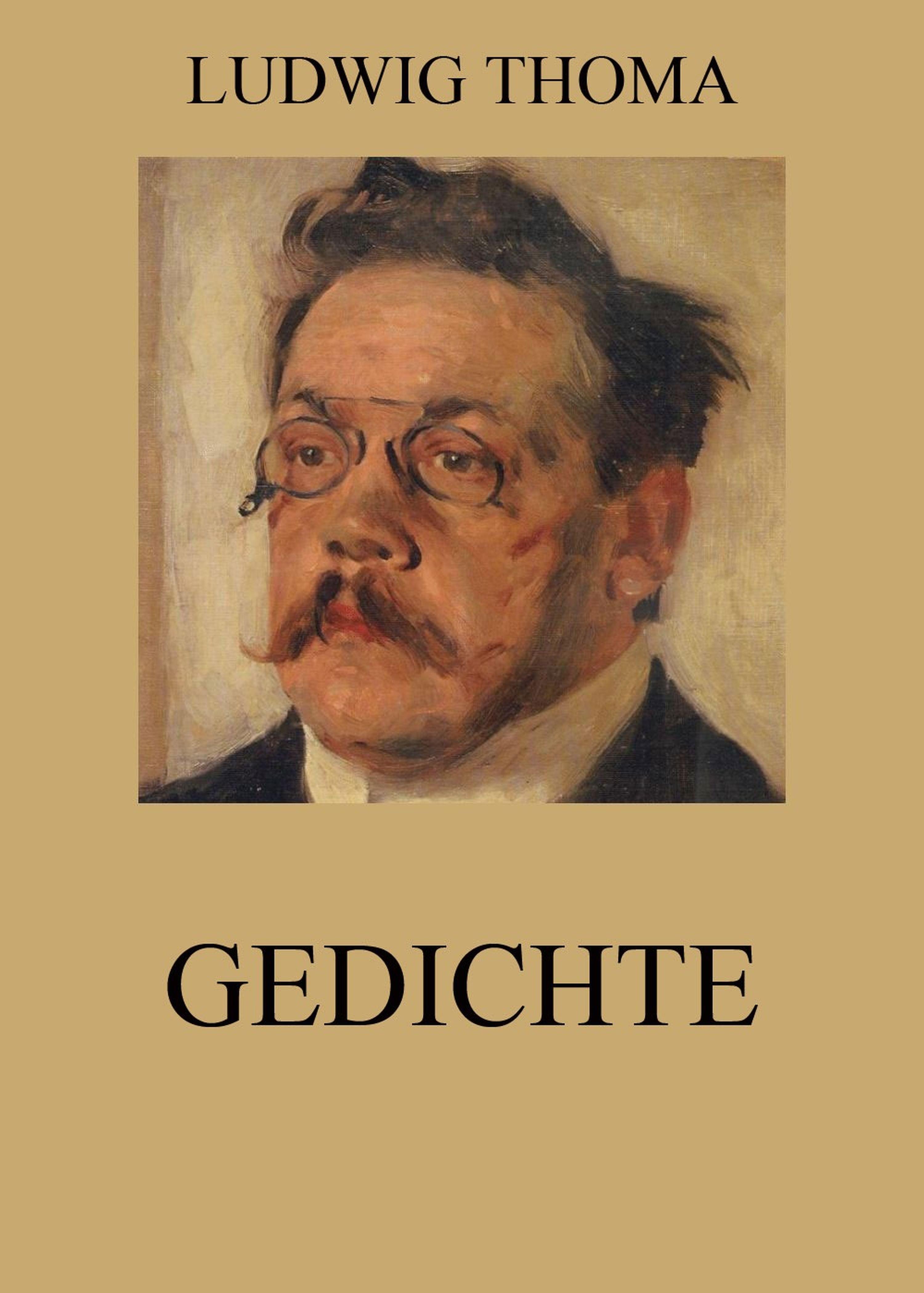 Ludwig Thoma Gedichte ludwig thoma die wallfahrt