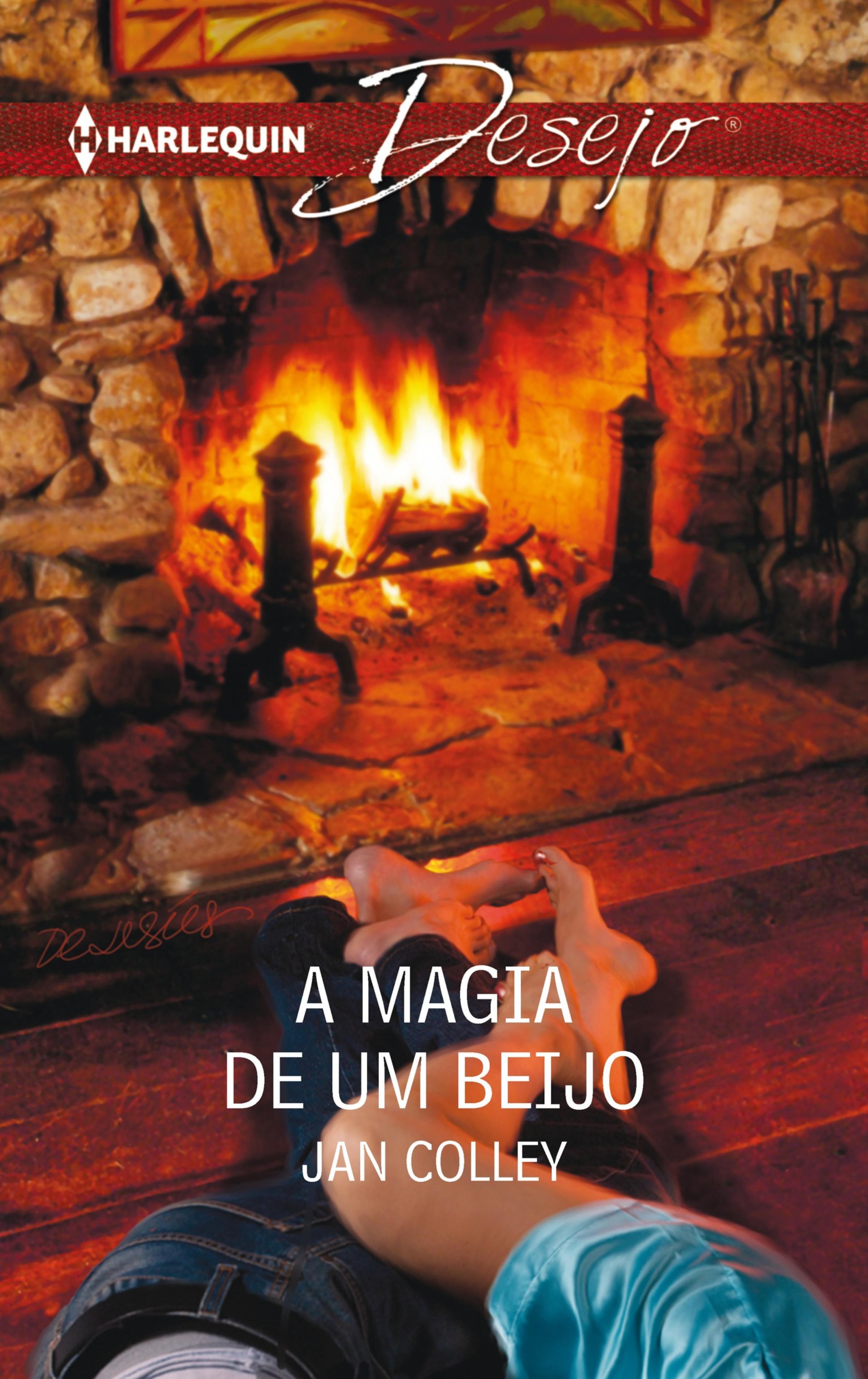 Jan Colley A magia de um beijo barbara colley dangerous memories