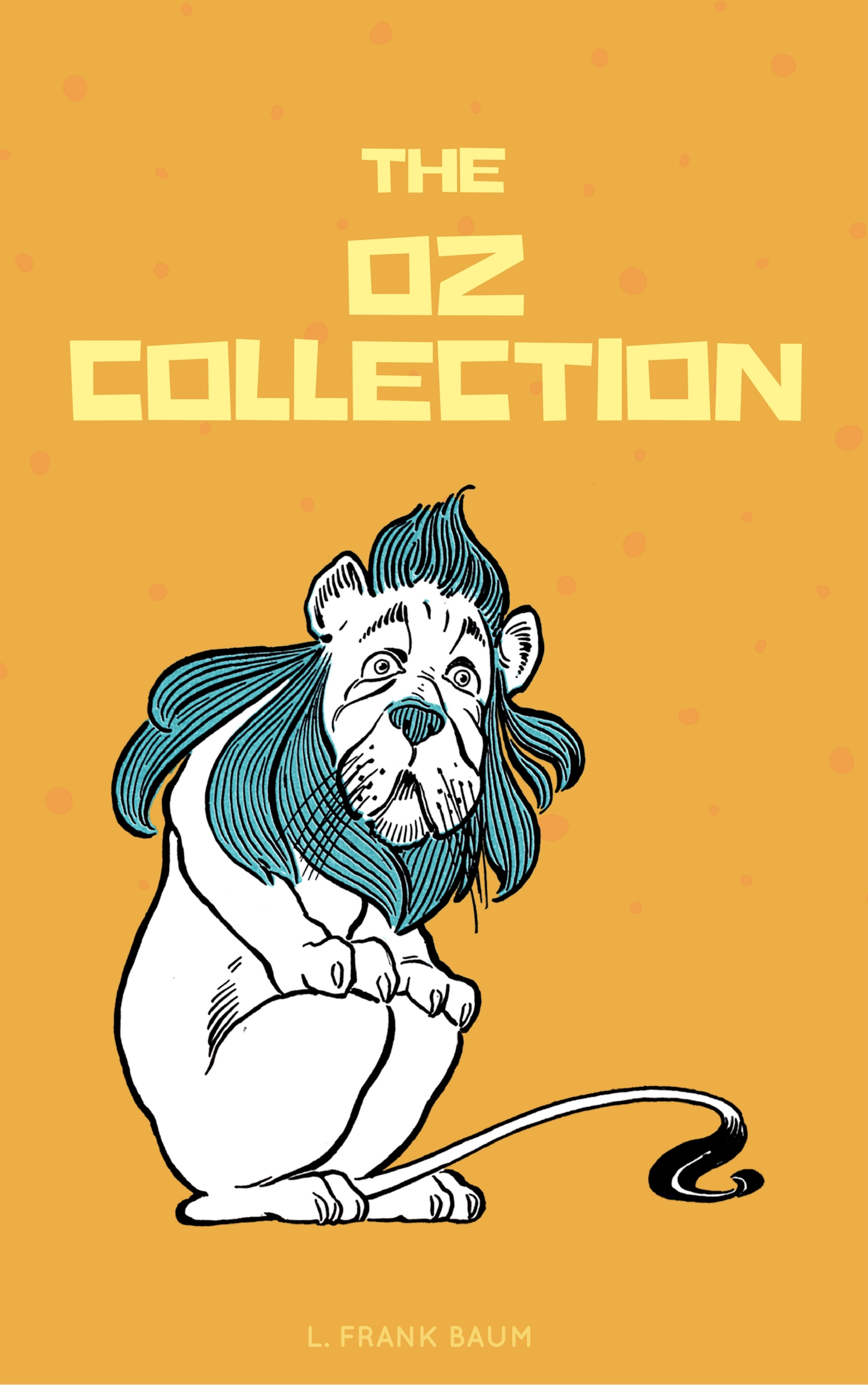 the complete wizard of oz collection with active table of contents