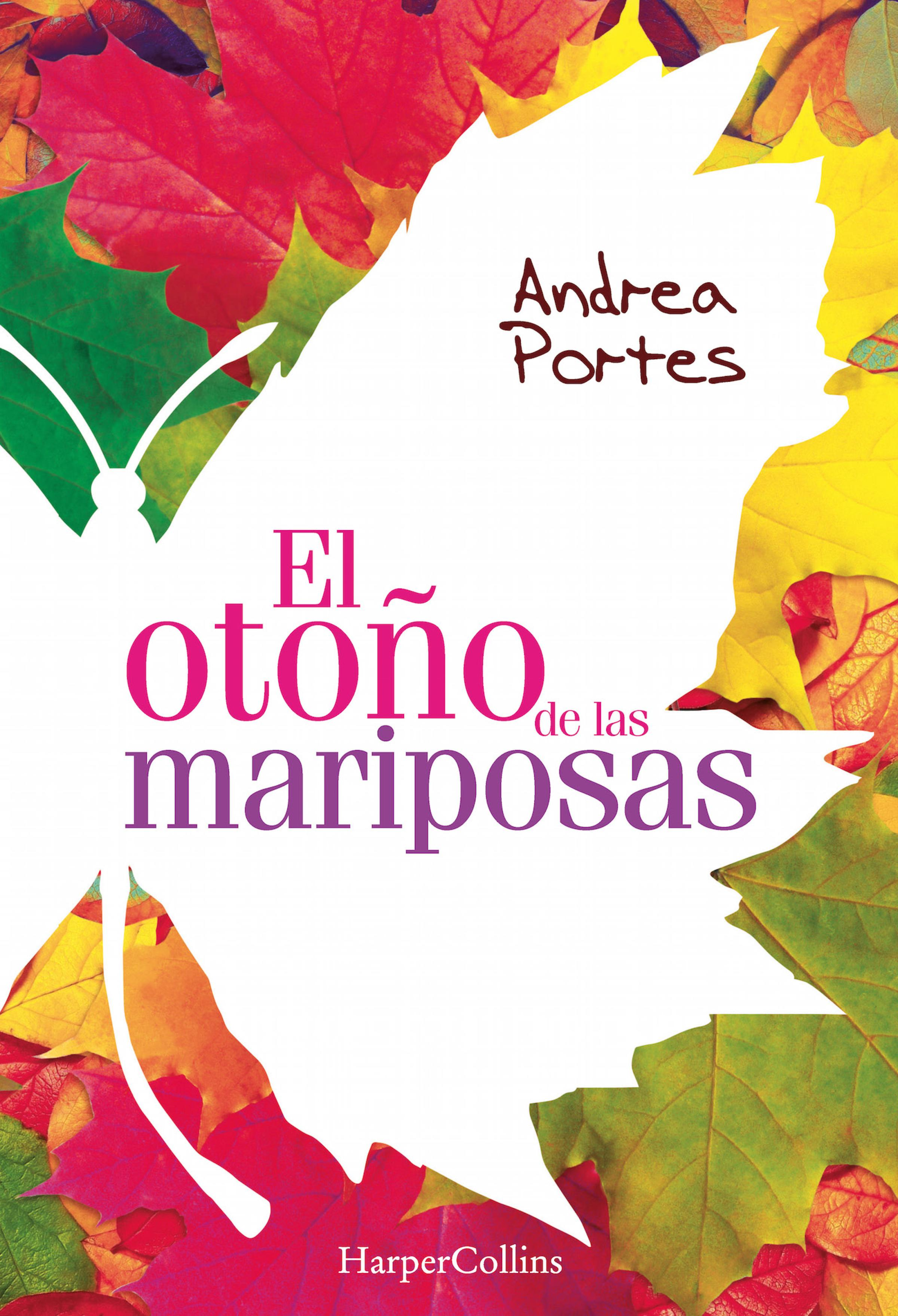 Andrea Portes El otoño de las mariposas недорого