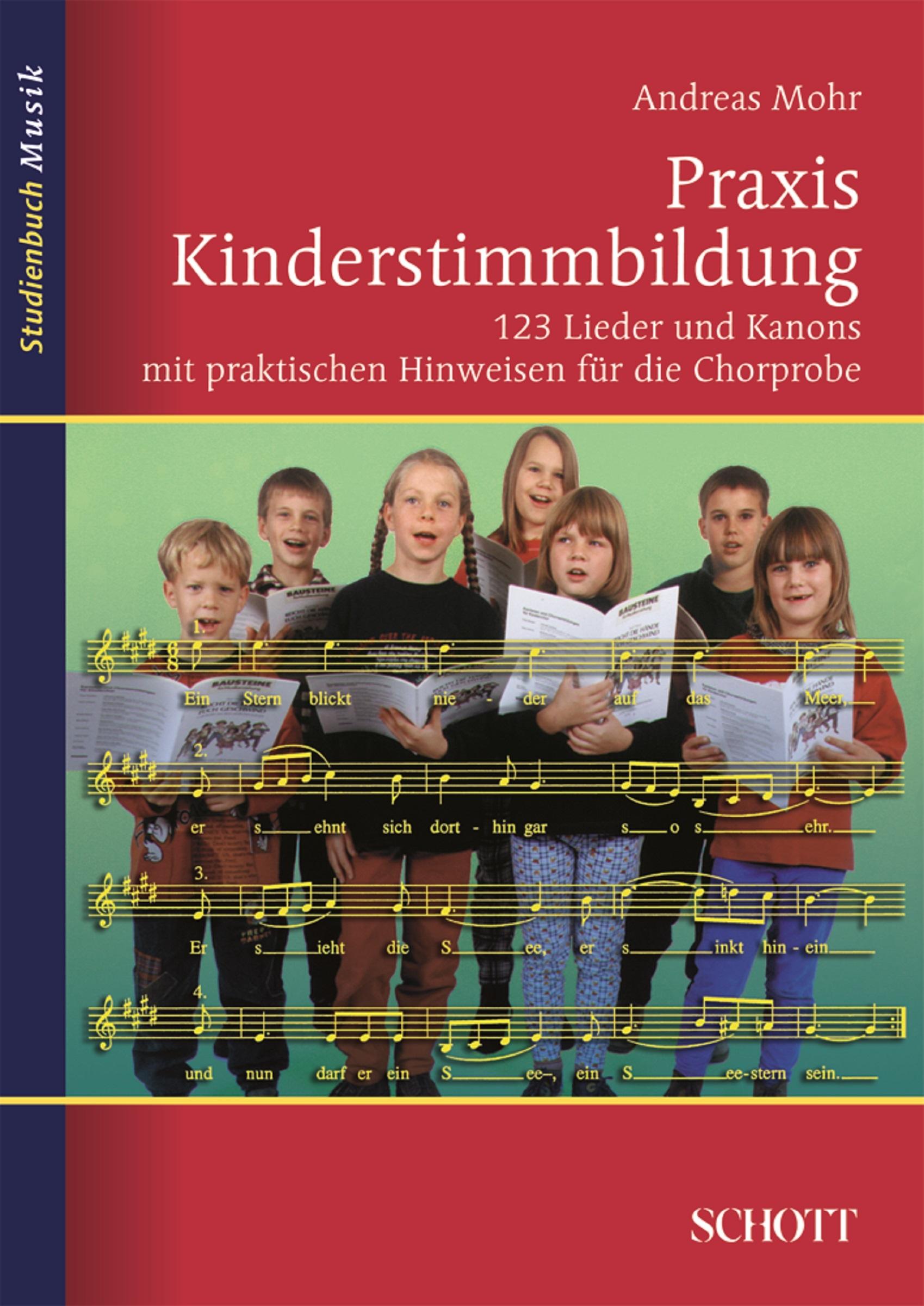 Andreas Mohr Praxis Kinderstimmbildung h mohr zigeunermusik op 36