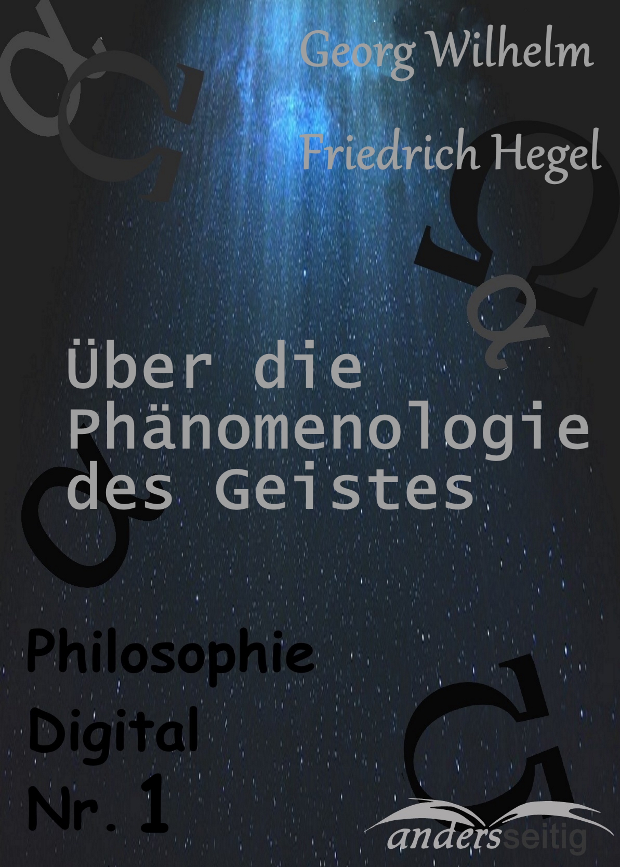 Georg Wilhelm Friedrich Hegel Phänomenologie des Geistes недорого