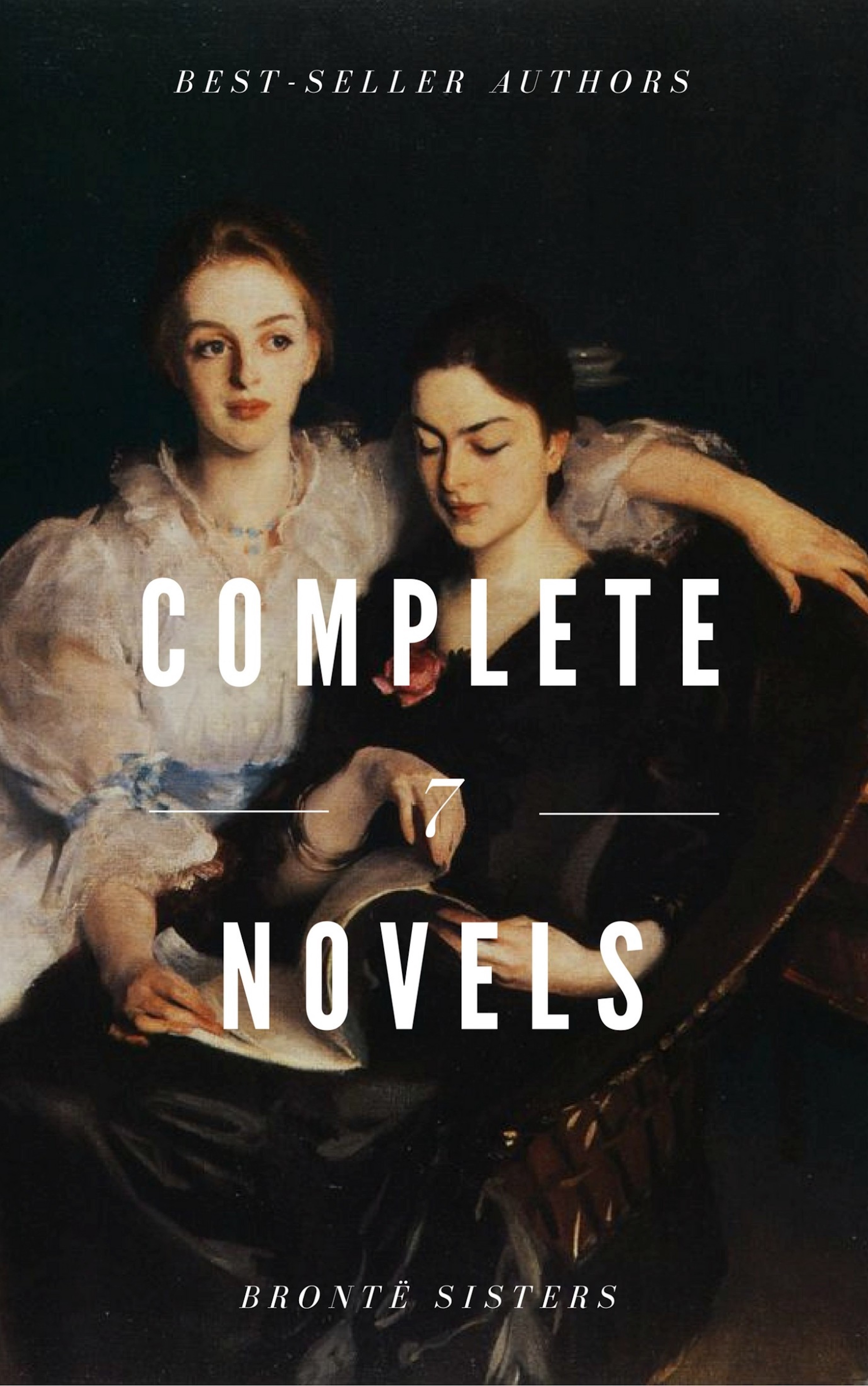 the bronte sisters complete novels