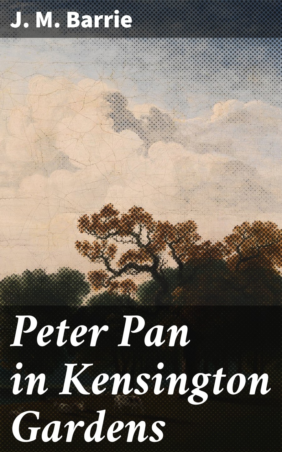 J. M. Barrie Peter Pan in Kensington Gardens j m molter ouverture in g major mwv 3 2