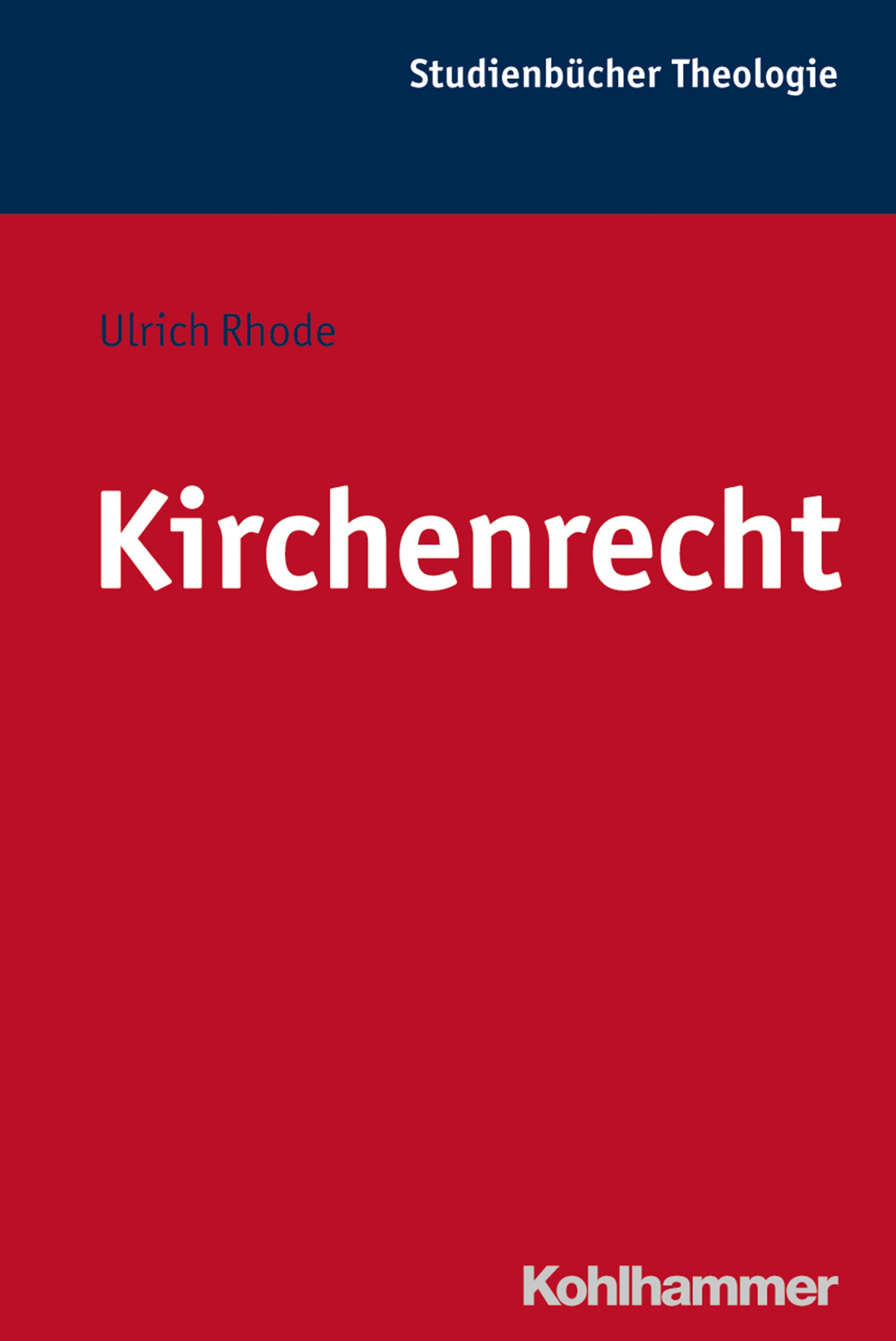 Ulrich Rhode Kirchenrecht rhode island drug court