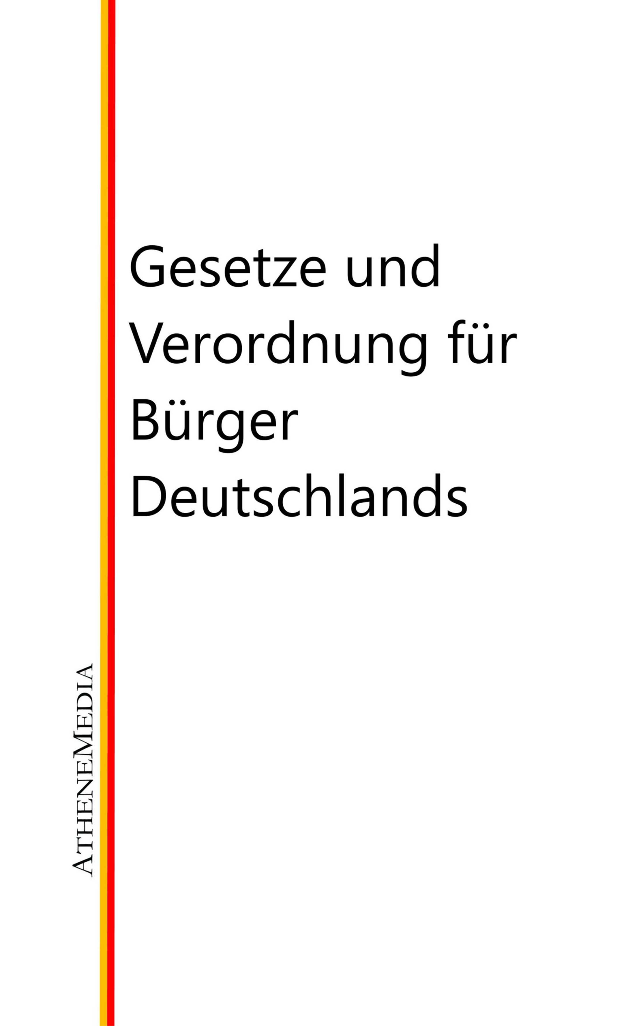Отсутствует Gesetze und Verordnung für Bürger Deutschlands walther rathenau an deutschlands jugend