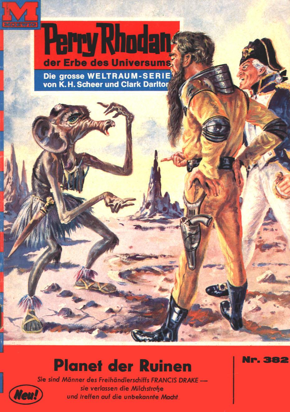 William Voltz Perry Rhodan 382: Planet der Ruinen william voltz perry rhodan 816 meister der gravitation