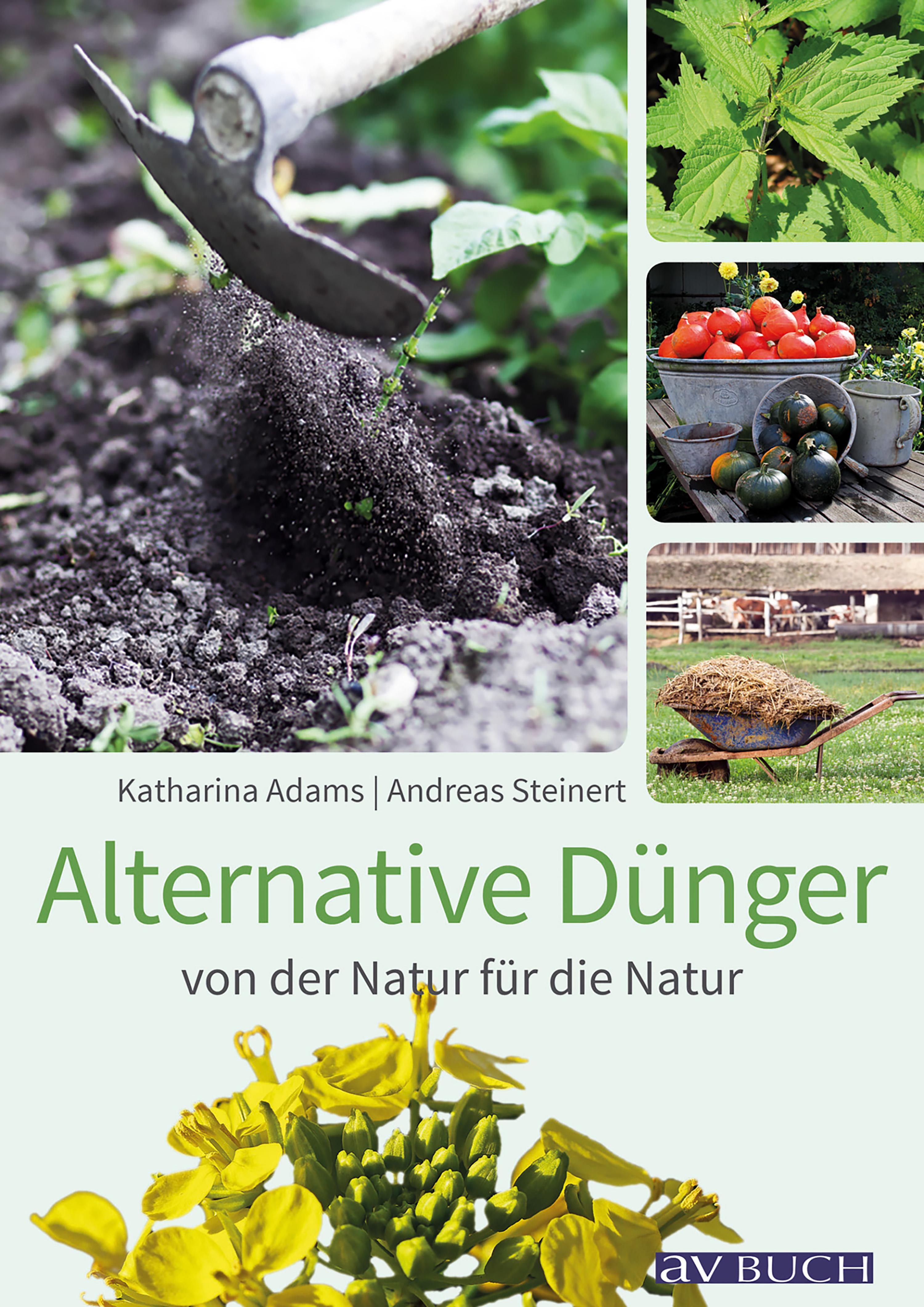Katharina Adams Alternative Dünger
