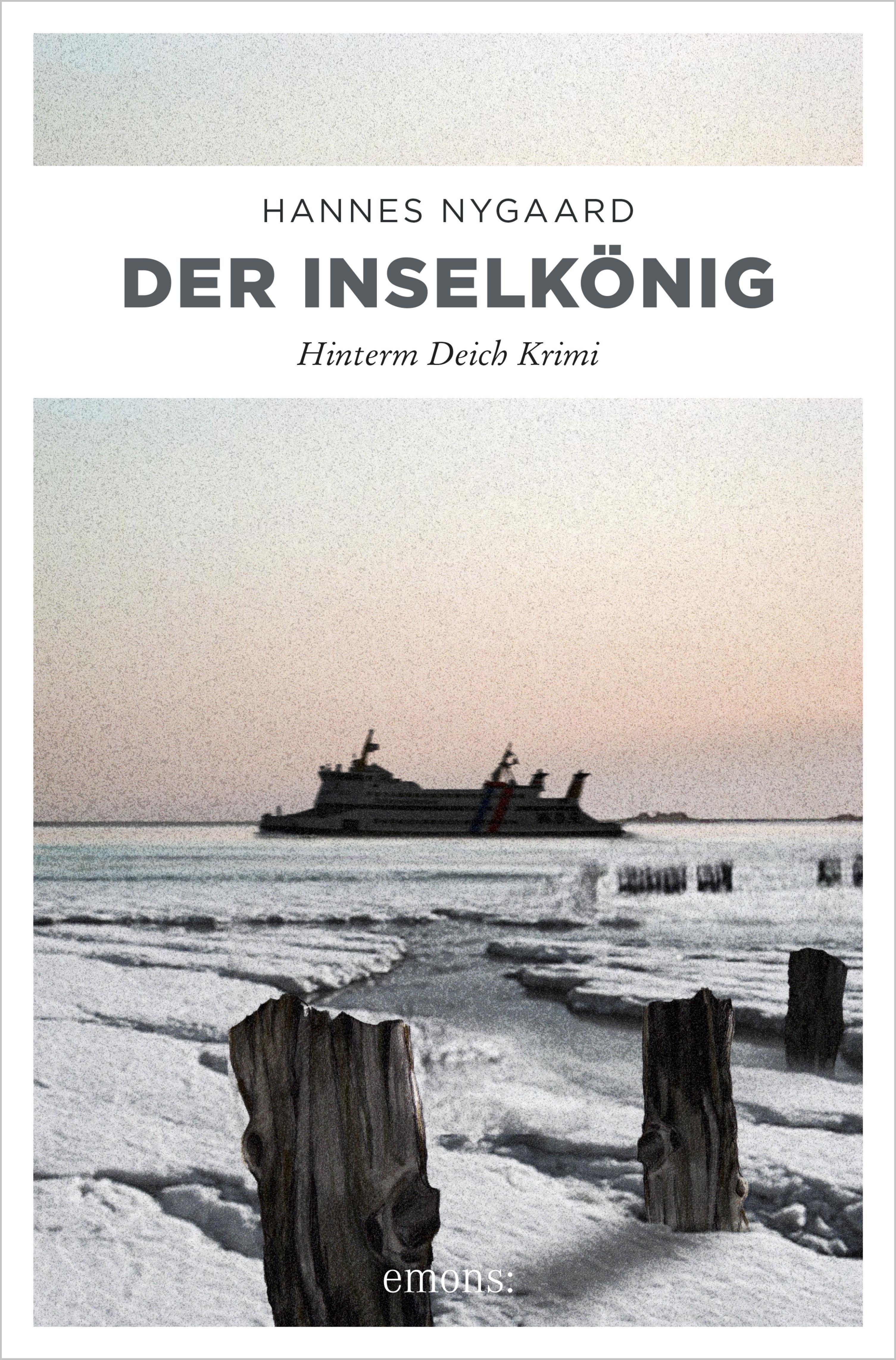 цена Hannes Nygaard Der Inselkönig