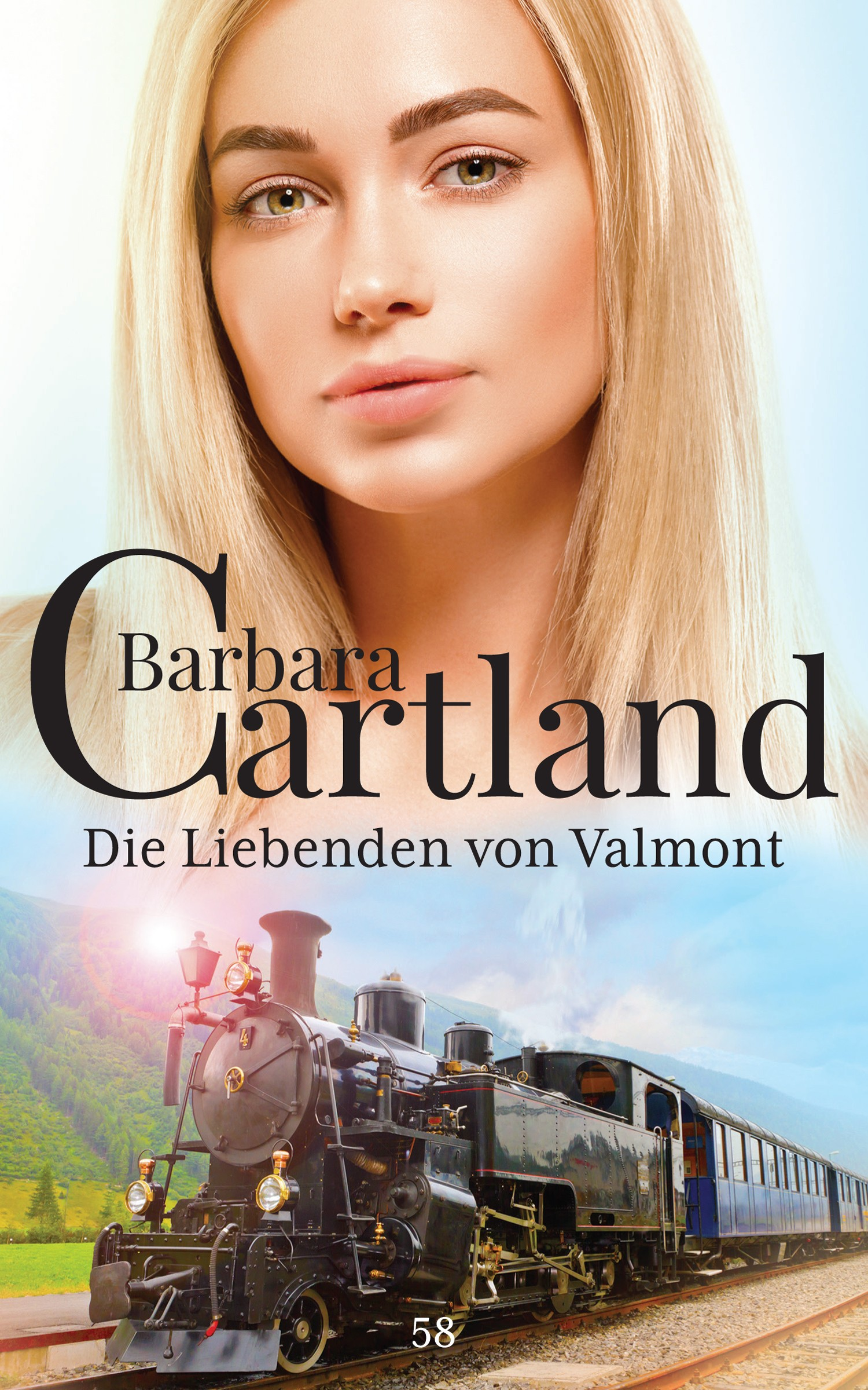 Barbara Cartland Die Liebeden von Valmont