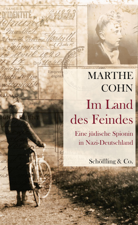 Marthe Cohn Im Land des Feindes gerechtigkeit
