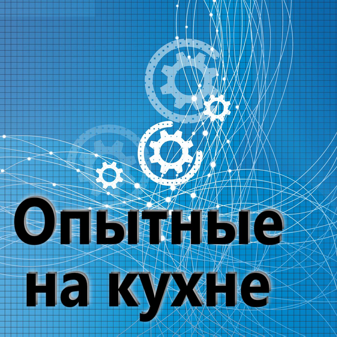 Евгений Плешивцев 116. Опытные на кухне.