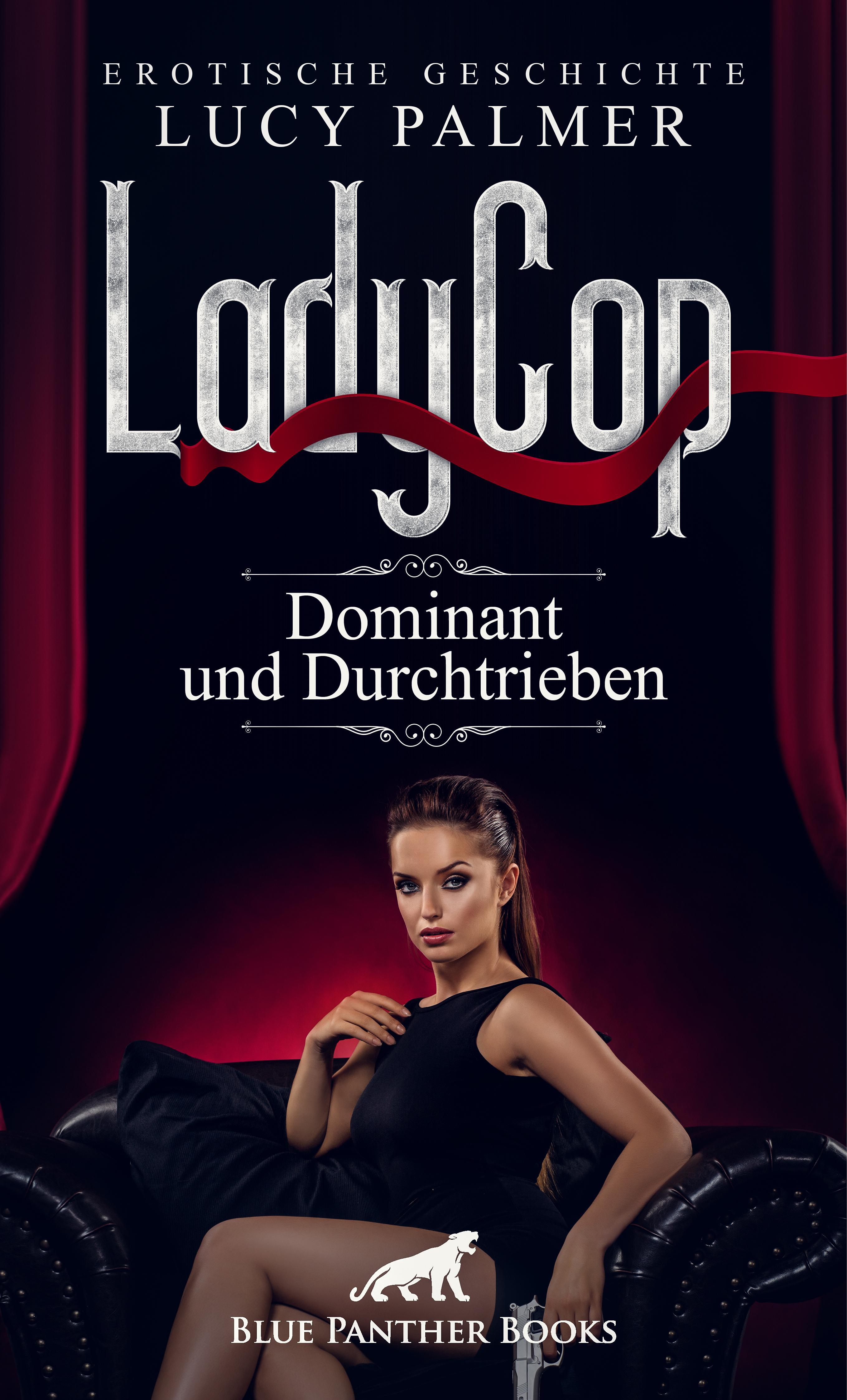LadyCop – dominant und durchtrieben | Erotische Kurzgeschichte фото
