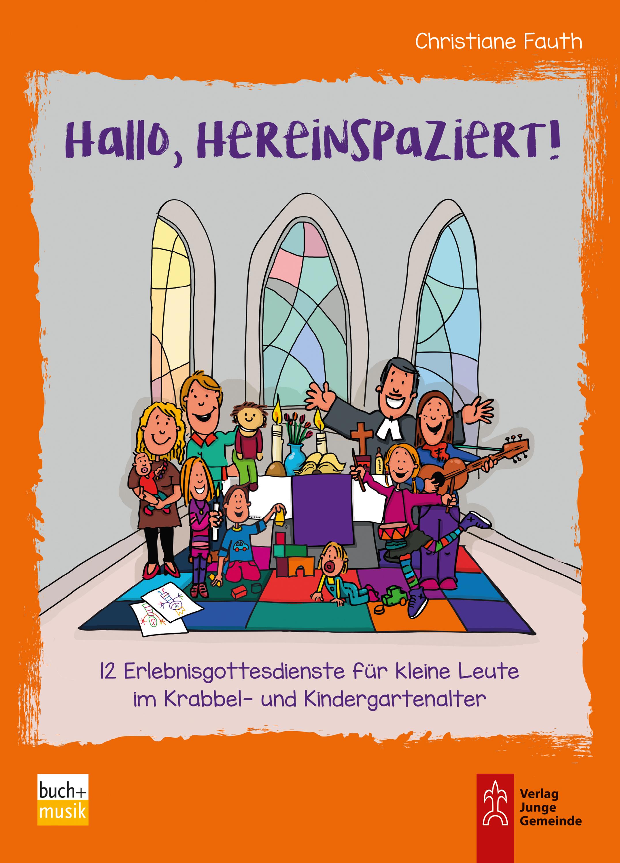 Christiane Fauth Hallo, hereinspaziert!
