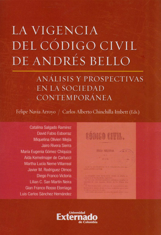 Varios autores La vigencia del Código Civil de Andrés Bello кабель type c lighting xiaomi zmi 100см al870 белый