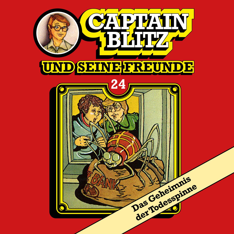 цены Steffen Kent Captain Blitz und seine Freunde, Folge 24: Das Geheimnis der Todesspinne