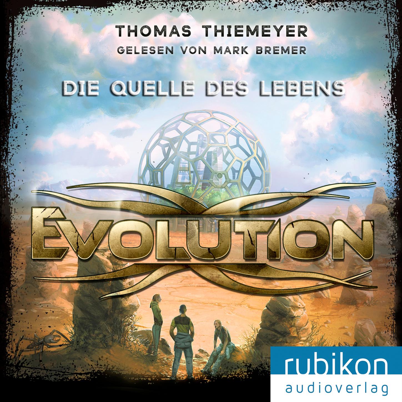 Thomas Thiemeyer Evolution (3). Die Quelle des Lebens цена 2017