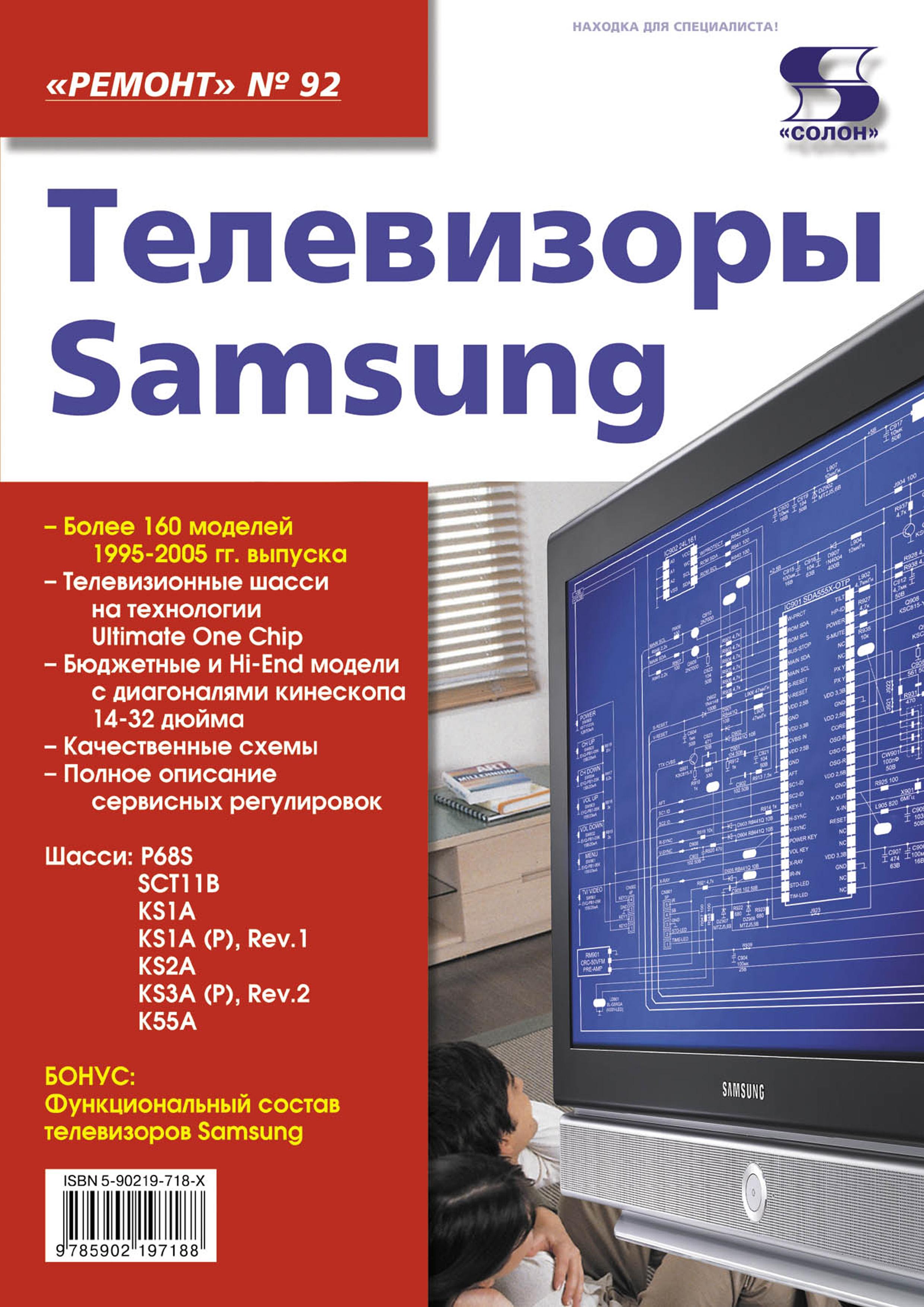 Телевизоры Samsung фото