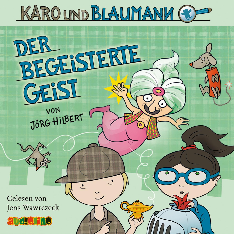 цены Jörg Hilbert Der begeisterte Geist - Karo und Blaumann 3