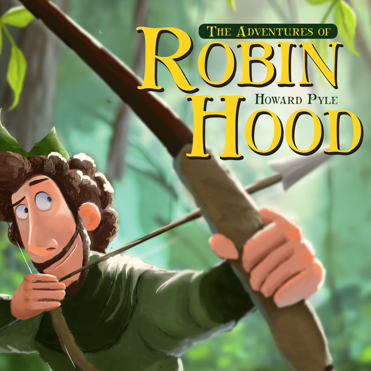 Говард Пайл The Adventures of Robin Hood (Unabridged) говард пайл the story of jack ballister s fortunes