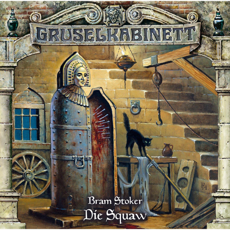 Bram Stoker Gruselkabinett, Folge 48: Die Squaw stoker bram drakula isbn 978 5 521 00197 2