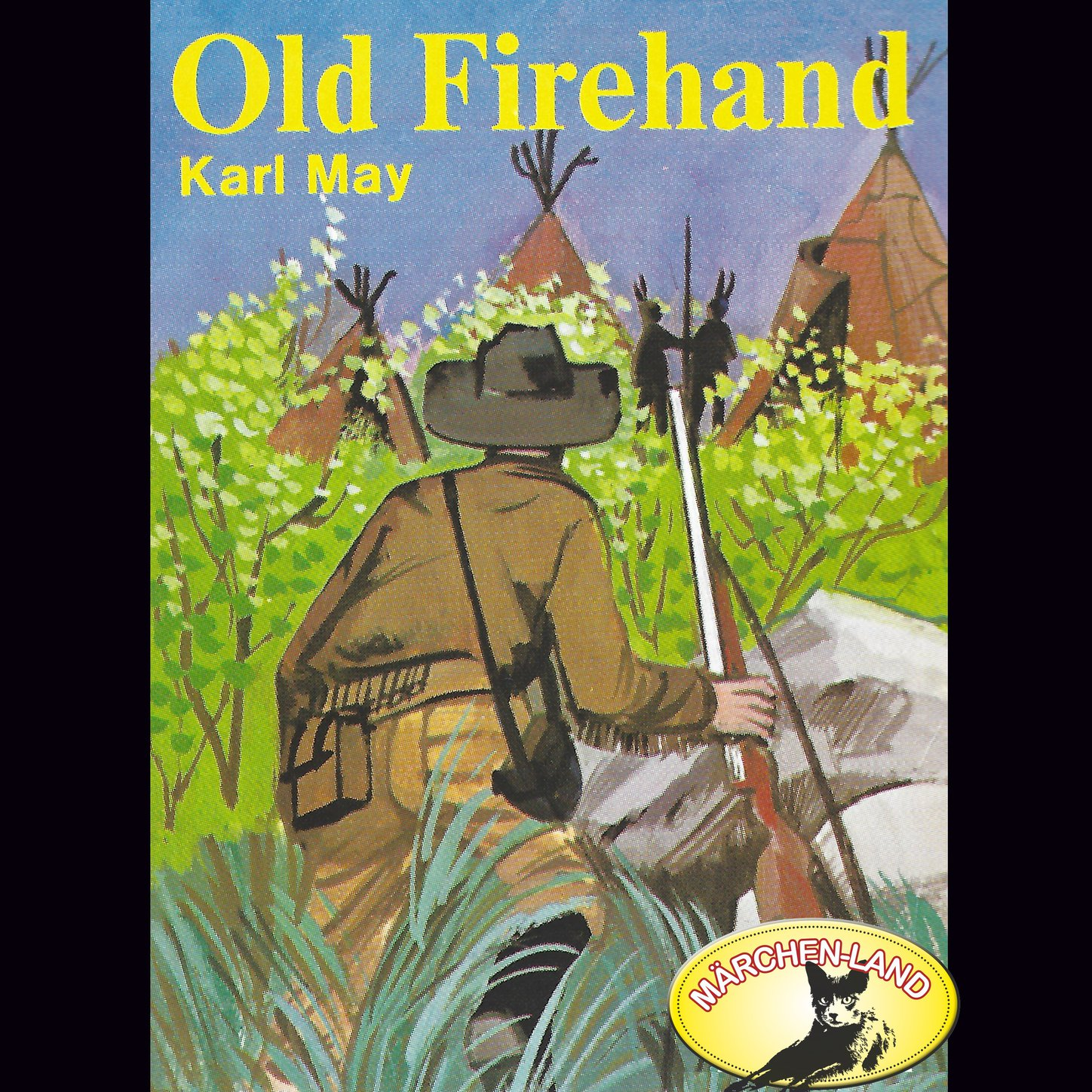 Karl May Karl May, Old Firehand karl may deadly dust