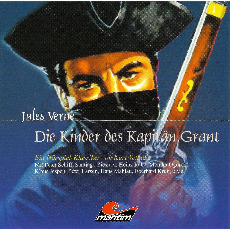Jules Verne, Folge 4: Die Kinder des Kapit?n Grant