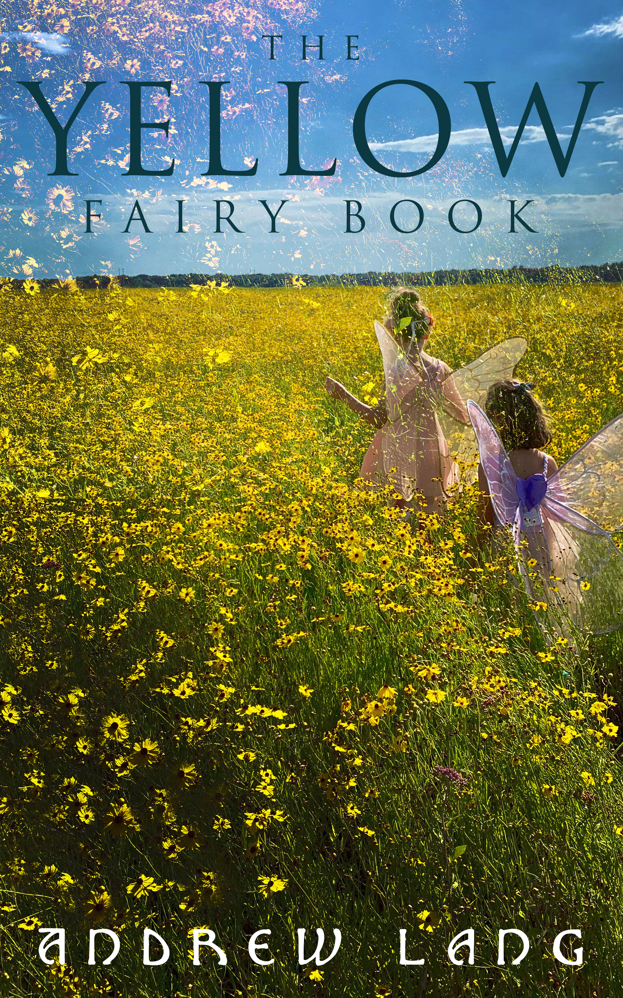 Andrew Lang The Yellow Fairy Book the goldfinch