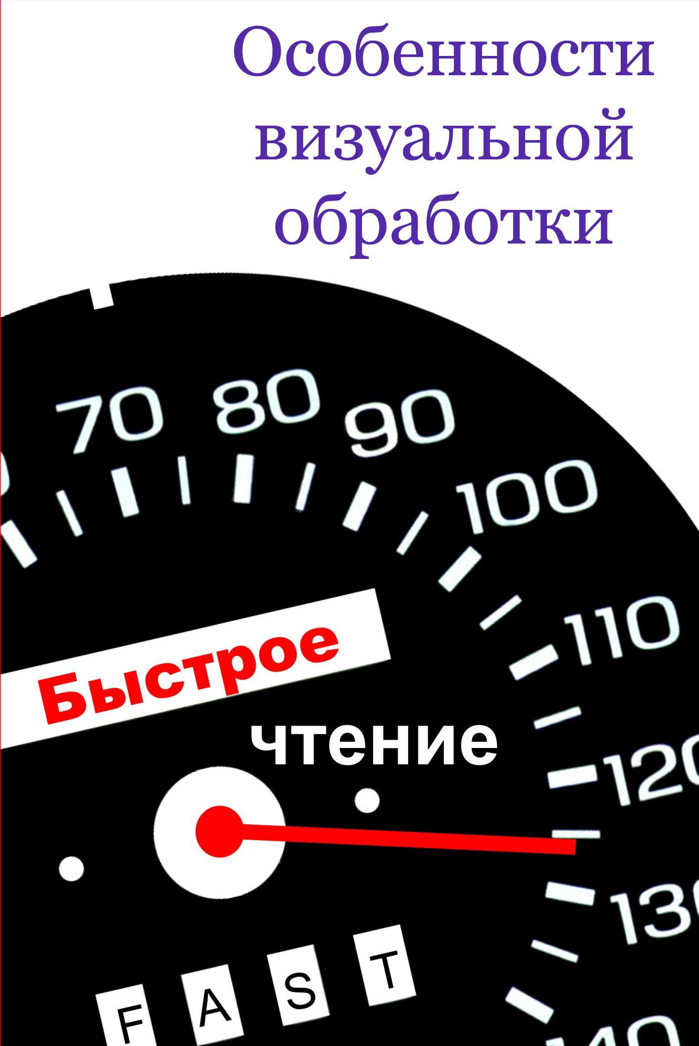 Илья Мельников Особенности визуальной обработки