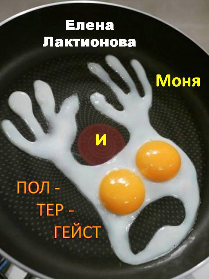 Елена Лактионова Моня и полтергейст (сборник) полтергейст полтергейст дичка