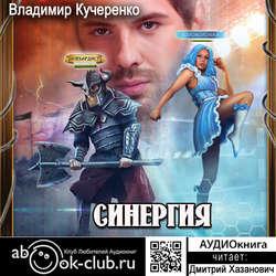 Кучеренко Владимир Александрович Синергия обложка