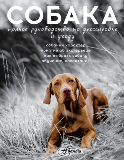 Алексей Целлариус Cобака. Полное руководство по воспитанию и уходу гисон айлин груминг полное руководство по уходу за 170 породами собак