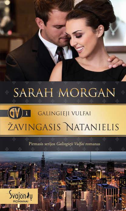 Sarah Morgan Žavingasis Natanielis