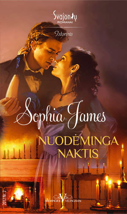 Sophia James Nuodėminga naktis