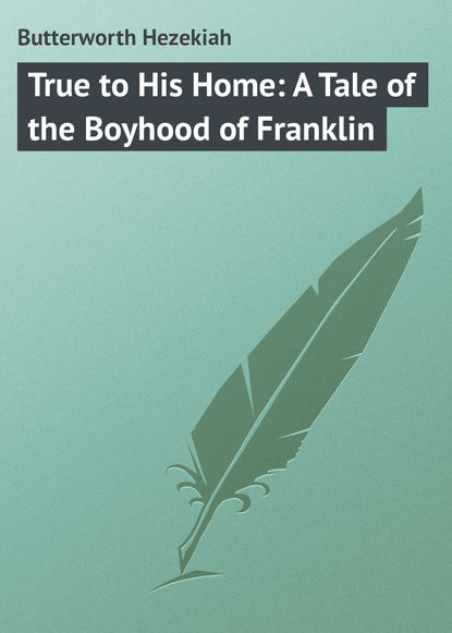 Фото - Butterworth Hezekiah True to His Home: A Tale of the Boyhood of Franklin jon butterworth map of the invisible