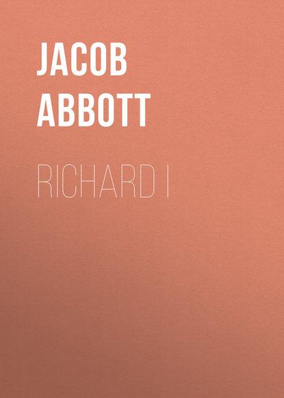 Abbott Jacob Richard I abbott jacob nero