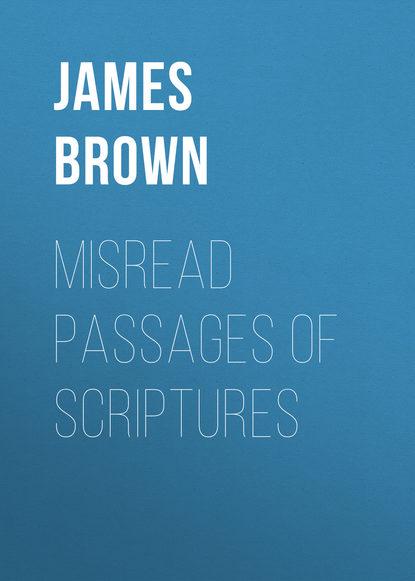Brown James Baldwin Misread Passages of Scriptures mary baldwin college mary baldwin bulletin
