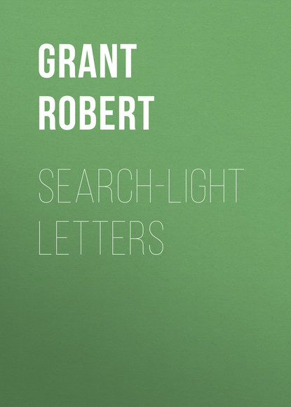 robert hammond letters between Grant Robert Search-Light Letters