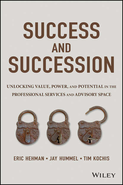 Фото - Eric Hehman Success and Succession. Unlocking Value, Power, and Potential in the Professional Services and Advisory Space samuel dergel guide to cfo success leadership strategies for corporate financial professionals