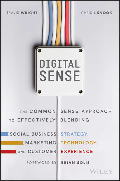 Brian Solis Digital Sense. The Common Sense Approach to Effectively Blending Social Business Strategy, Marketing Technology, and Customer Experience