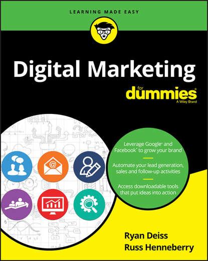Ryan Deiss Digital Marketing For Dummies stephanie diamond digital marketing all in one for dummies