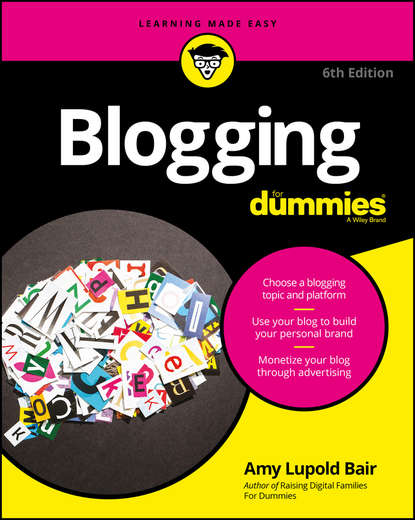 Amy Bair Lupold Blogging For Dummies blog of love