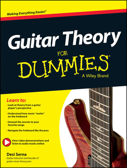Desi Serna Guitar Theory For Dummies. Book + Online Video & Audio Instruction mikael niemi popular music