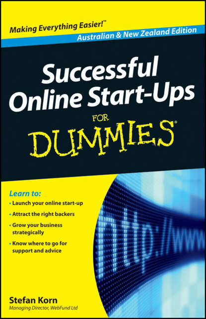 Stefan Korn Successful Online Start-Ups For Dummies colin barrow starting and running a business all in one for dummies