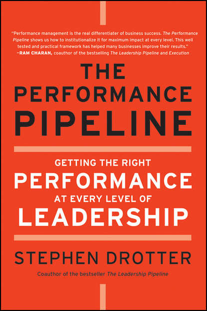 Stephen Drotter The Performance Pipeline. Getting the Right Performance At Every Level of Leadership kathy cloninger tough cookies leadership lessons from 100 years of the girl scouts