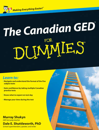 Murray Shukyn The Canadian GED For Dummies murray shukyn ged mathematical reasoning test for dummies