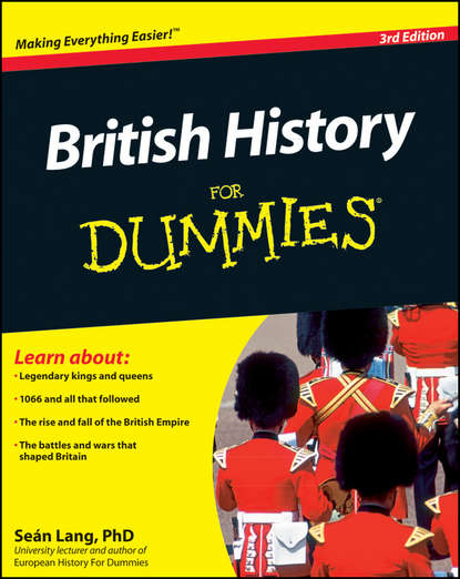 Sean Lang British History For Dummies iain aitch we're british innit an irreverent a to z of all things british
