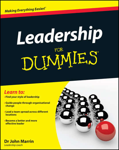 John Marrin Leadership For Dummies chris widener leadership rules how to become the leader you want to be