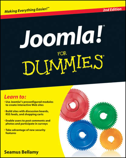 Steve Holzner Joomla! For Dummies timi ogunjobi drupal 6 site blueprints lite build a personal web site an events site and an ecommerce site